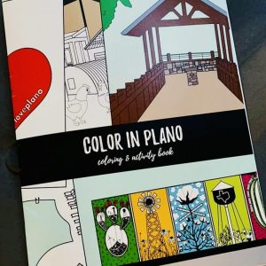 Coloring book for Kids in Plano TX