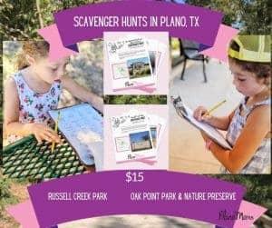 Scavenger Hunts Plano TX