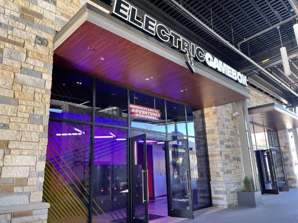 Electric Gamebox Grandscape The Colony