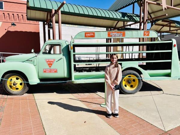 Dr pepper museum Waco TX