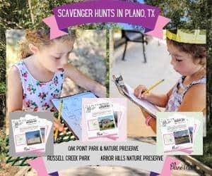 Scavenger Hunt Ad