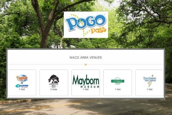 Pogo Pass Waco attractions