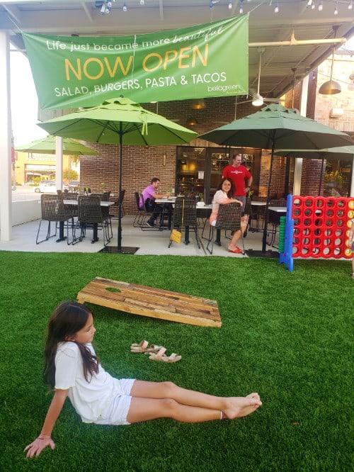 Bellagreen Play area