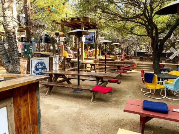 Katy Trail Outpost
