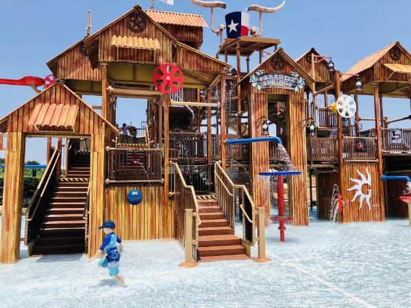 Paradise Springs Kid Splash Zone