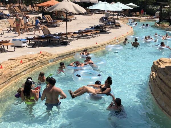 Paradise Springs Lazy River