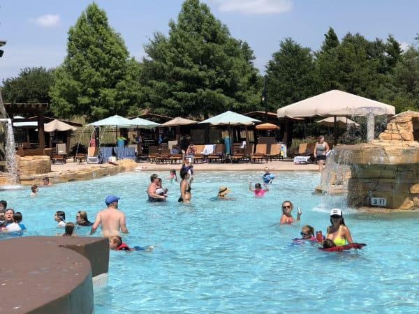 Paradise Springs Pool