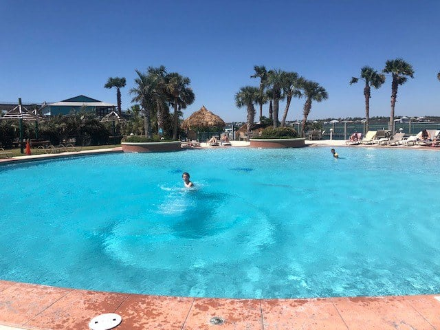 The Pool at Orange Beach