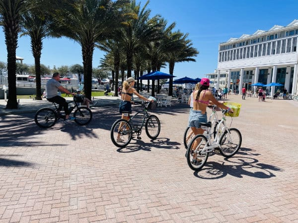 Seaside Bikes Florida