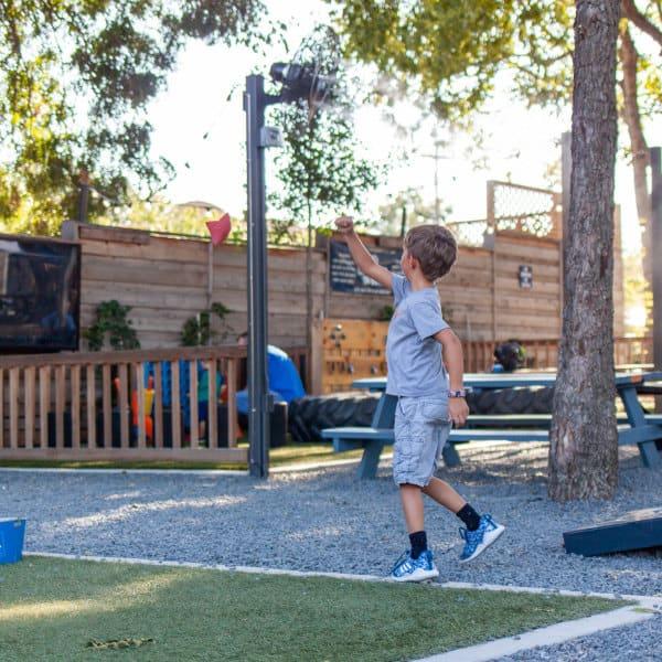 The Yard McKinney play area
