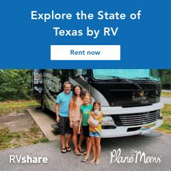 RV Rental Texas Travel