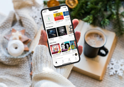 Audible on your Smartphone