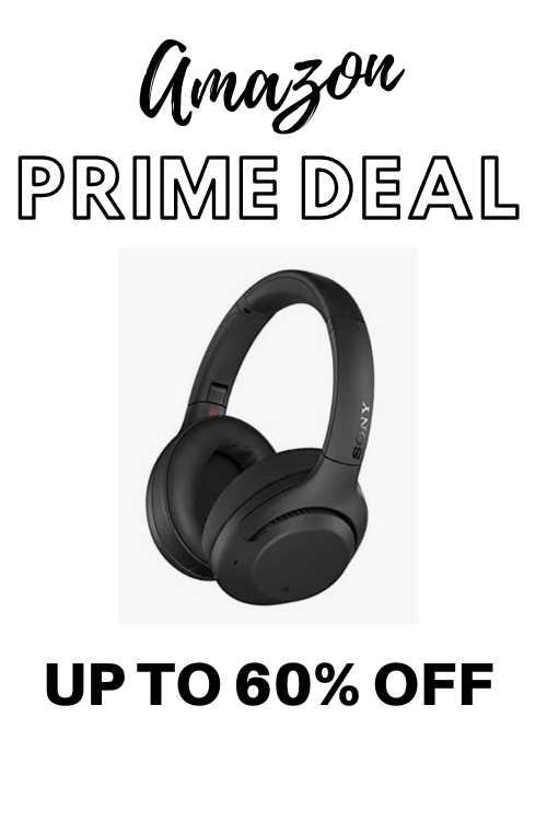 Amazon Prime Noise Cancelling Headphones