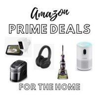 Prime day deals for the home