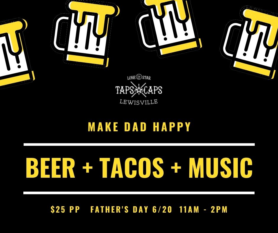 Fathers Day Marketing Graphic