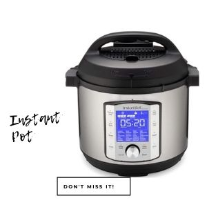 Instant Pot Amazon Prime deal