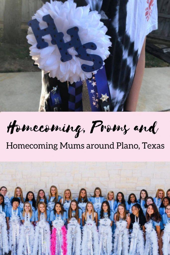 Homecoming Mums