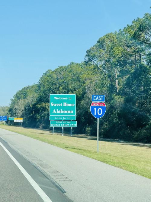 Alabama Border